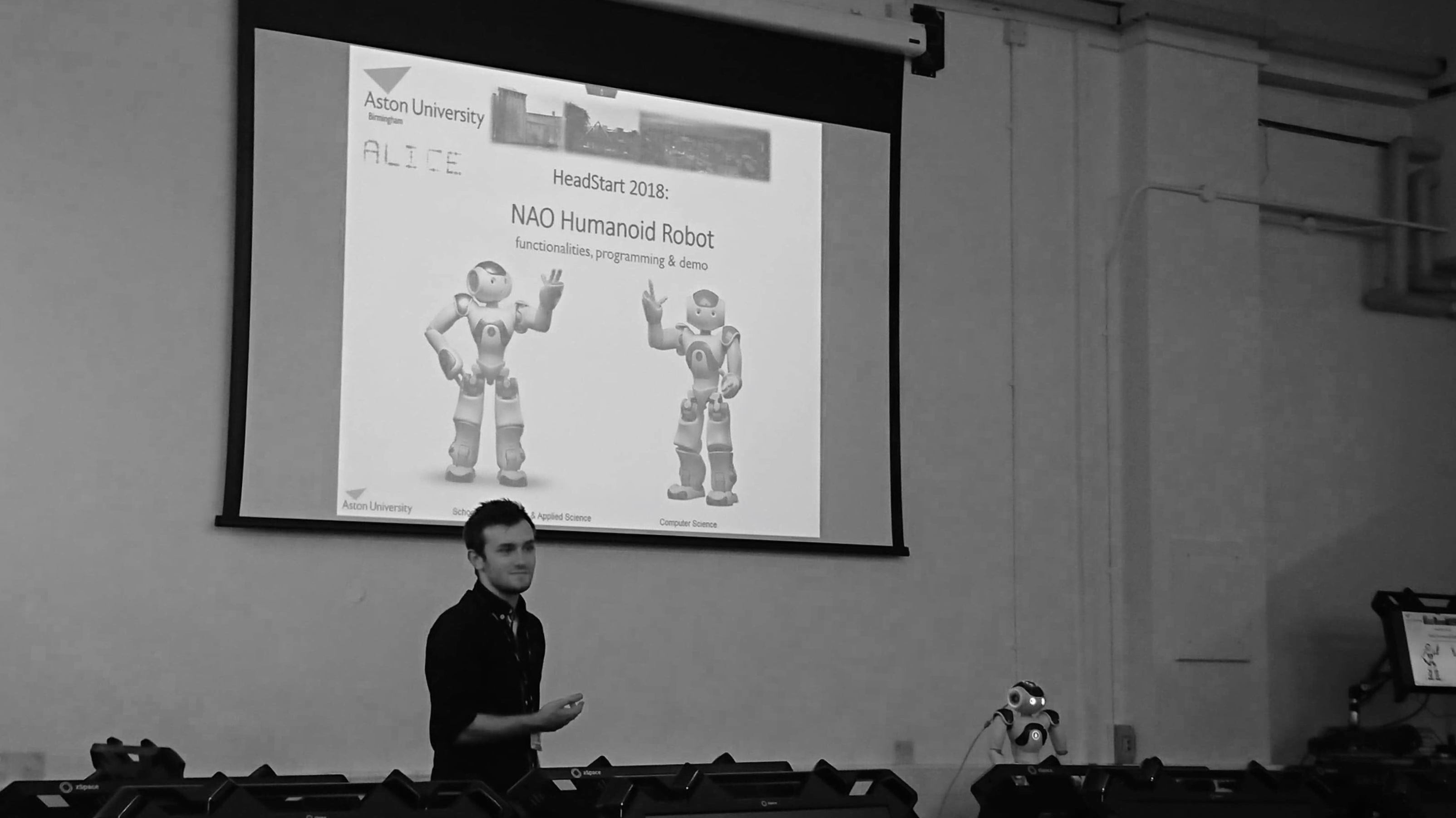 robot lecture